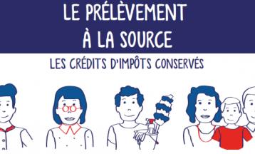 Prelevement a la source-credits-impot-conserves
